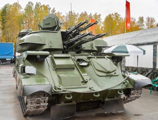 Antiaircraft missile system ZSU-23-4M4 Shilka-M4