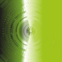 Green technologies background