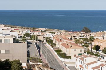 Views of Santa Pola, Alicante, Spain