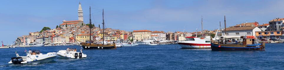 Panorama Rovinj Istria Croazia