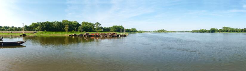 The river Loire