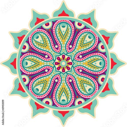 indian mandala - 69450019