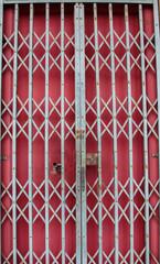 Sliding doors-steel