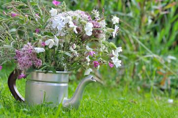 bouquet de fleurs sauvage