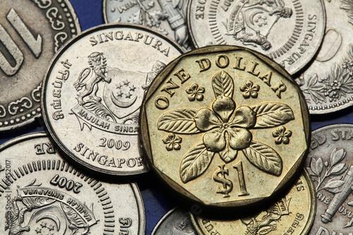 Aluminium Singapore Coins of Singapore