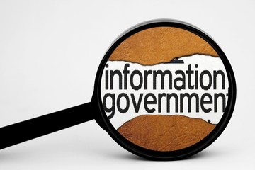 Search for government information
