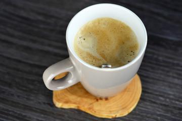 Heerlijke verse koffie