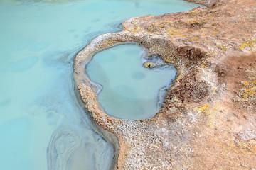 zone volcanique