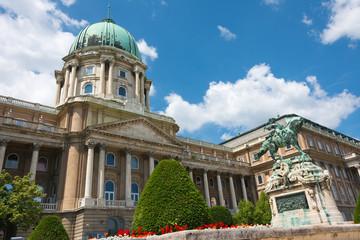 Royal Castle of Buda Budapest Hungary