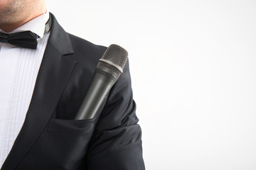 Microphone in the pocket