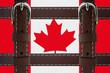 canvas print picture - Voyage au Canada