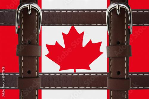 canvas print picture Voyage au Canada