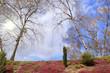 canvas print picture - landschaft