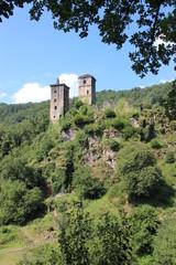 Les tours de Merle.(Corrèze)