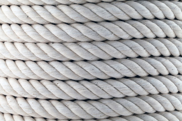 hank of rope white