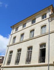 Immeuble ancien rénové