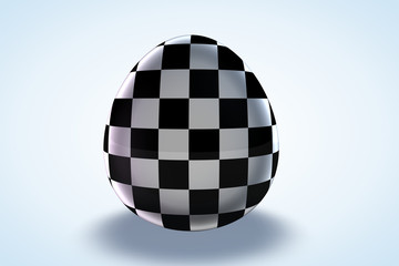 Checkered Egg