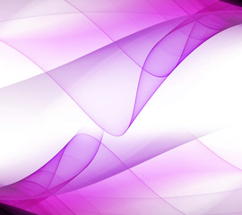 Wave Abstract soft purple background