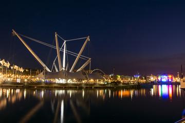 Altra notturna Porto Antico