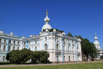 Храм Воскресения Христова (Смольный Собор), Санкт-Петербург