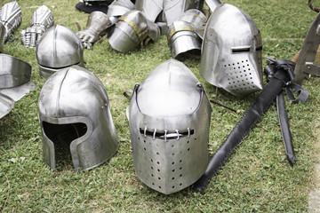 Steel medieval history