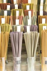 Incense colors