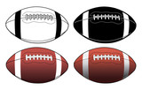 Football-Simple to Complex