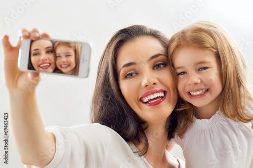 canvas print picture selfie