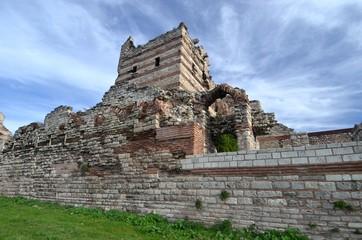 Theodosian Walls of Constantinopole