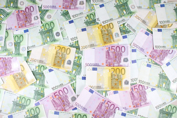 EURO Noten Texture 1