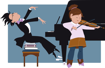 School recital