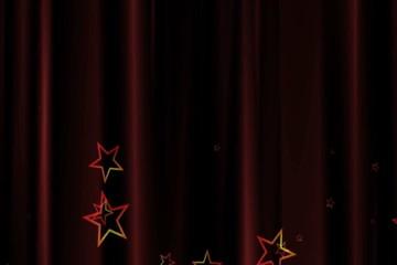 полёт  звёзд