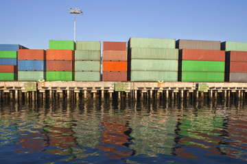 Seafront Containers