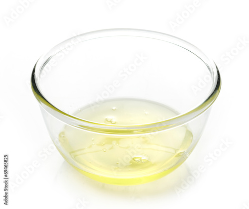 Foto op Plexiglas Egg bowl of eggs whites