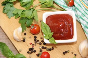 Tomato sauce - ketchup