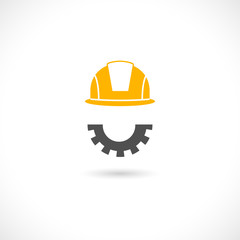 Engineer concept icon