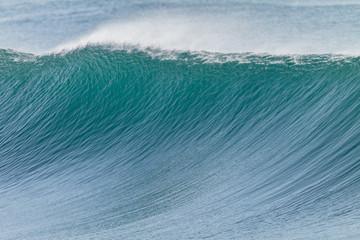 Wave Wall Water Crashing Power
