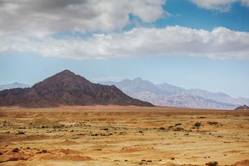 mountains of Sinai