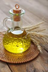 Wheat oil