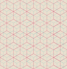 Cubic pattern