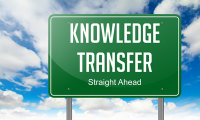 Knowledge Transfer on Highway Signpost.