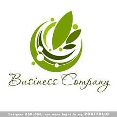 nature, leaf, garden, trees, green, tree, floral, logo
