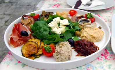 Croatian Mezze Lunch