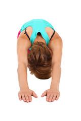 Dehnung der Rückenmuskulatur