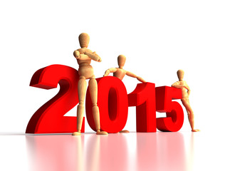 2015 New Years Team
