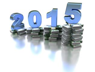 Growing Economy Euro 2015