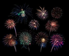 10 Firework Blasts