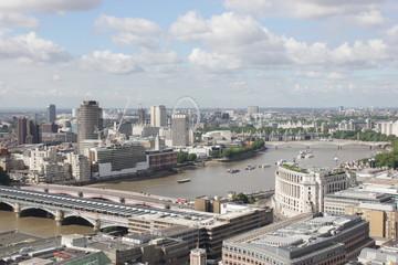 Uk London - panoramic view
