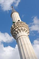 Minaret In Rozaje, Montenegro