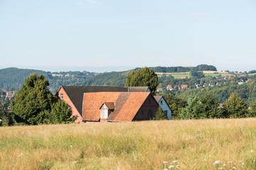 Landhaus in Norddeutschland